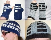Doctor Who Pattern Pack
