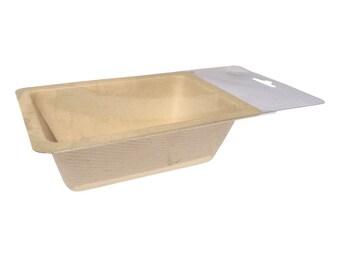 Eco Friendly Packaging (Medium) - Green Natural Fiber & Recycled Plastic (HP-003)