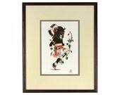 Kachina Dancer by Paul Vigil
