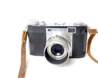 Wonderful Vintage Neoca 2S 35mm Film camera - See all of our vintage cameras