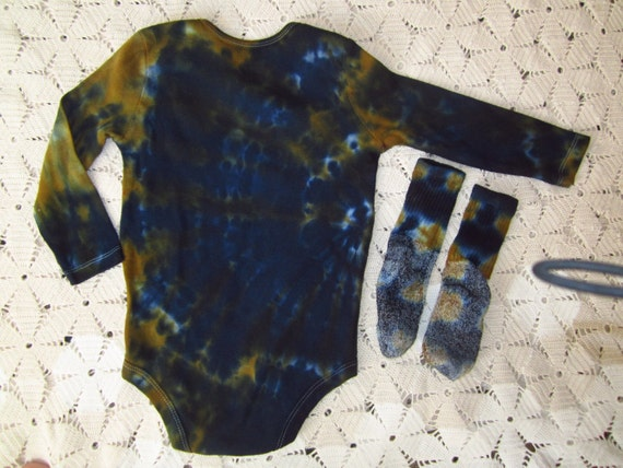 SALE!!  Tiedye 24 month set- ready to ship today!  Long sleeves!