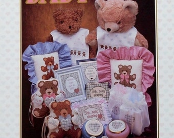 75%OFF Jill Siegler BABY TRADITIONS By Mill Hill Beads (Multiple Designs) - Counted Cross Stitch & Beadwork Pattern Chart