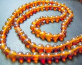 14 inches- tope grade Russian amber smooth round beads aaa high quality size 4to5 mm approx