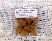 Maple Sugar Leaf Candies 3 oz package