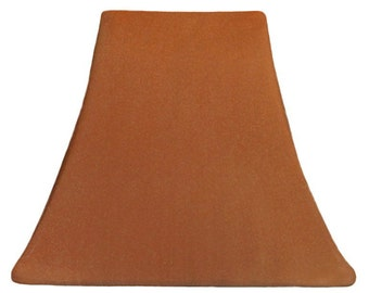 Nutmeg Slip Cover for your existing lampshade - STRETCH to fit perfectly