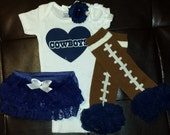 Boutique Cowboys Ultimate Bloomers Set