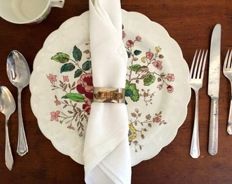 Set of 14 napkins rings