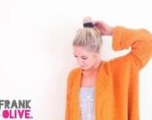 Frank&Olive Oversized Cardigan PATTERN