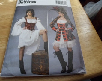Butterick Pattern B6114 for Pirate costume