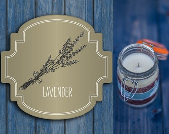 Scented candle - Aromatherapy candle - Soy candles