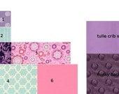 Custom puffy quilt for Zori