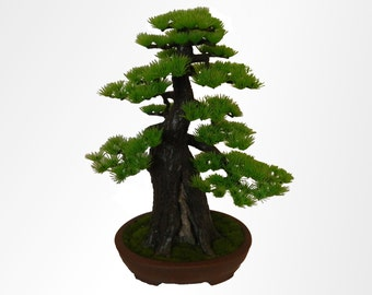 Artificial Bonsai Tree, Japanese Art, Chinese Art, Zen, Feng Shui