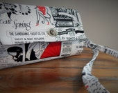 Newspaper - Cross Body XL