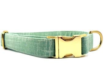 Sage Dog Collar