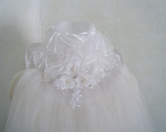 Wedding Cowboy Hat  *****Made - Ready to Ship *****