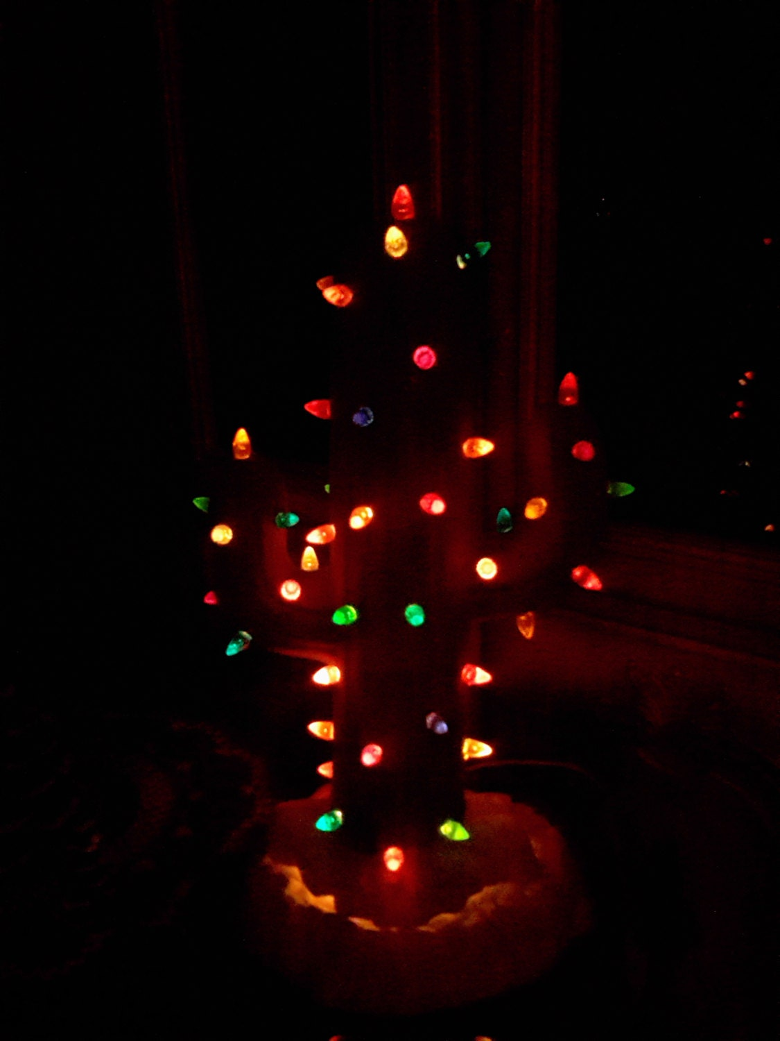 Multi Colored Christmas Lights