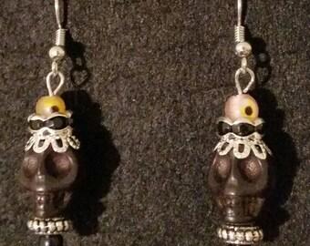 Earrings, jewelry, halloween earrings, halloween jewelry
