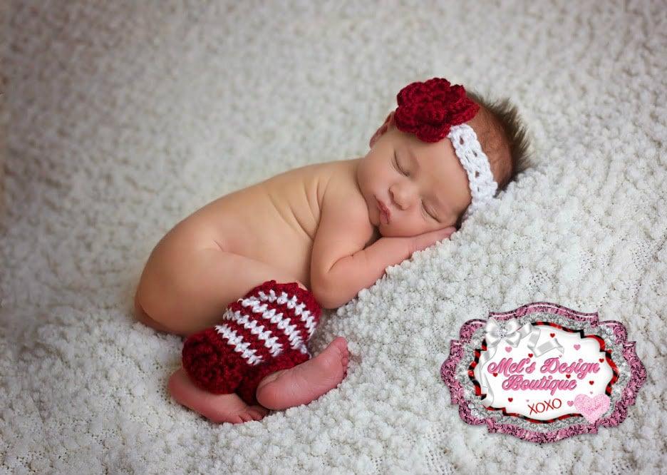 Newborn Legwarmers Crochet Leg Warmers Baby Girl Leg
