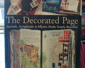 The Decorated Page Book
