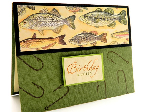 Greeting cards birthday wishes fishing birthday by for Fishing birthday cards