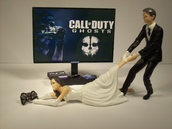 Ps3 Girl Gamers Gamer Girl Call of Duty Ghosts