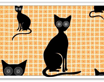 Greeting Card – Cats