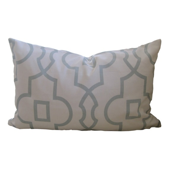 lattice pillow covers chair pillows 12x18 inch decorative pillows