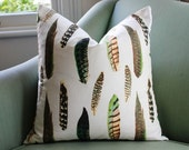 Feather Pillow 20 Inch Cushion Cover