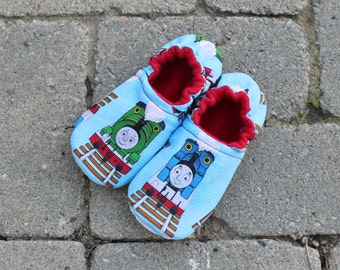 Thomas the Train Slippers, Non Skid Slippers