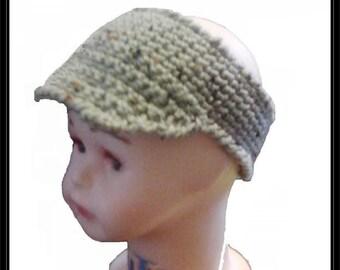Crocheted Visors!