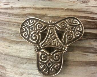 Viking era trefoil brooch v2