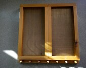 Cedar Earring Frame