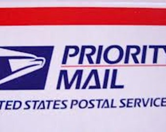 Add on priority mail service