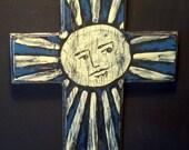 Distressed Sun