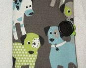"JustJotz™ Dogs Puppies Print  3"" x 5 "" MINI NOTEBOOK JOURNAL Teen Tween Grocery List To Do List For Her Gift Idea"