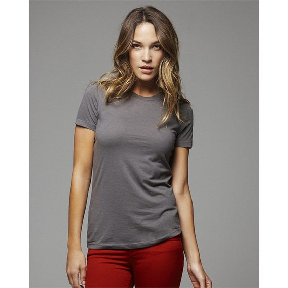 Women's Short Sleeve T-shirt - Custom Colors for Any Design in Our Shop - Ladies Tee