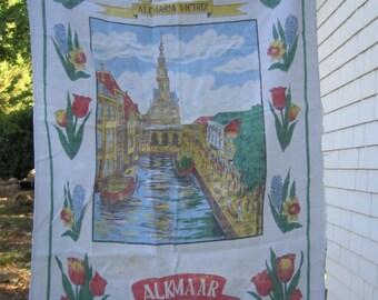 Linen Kitchen Towel Alkmaar  Netherlands Holland Kitchen Towel