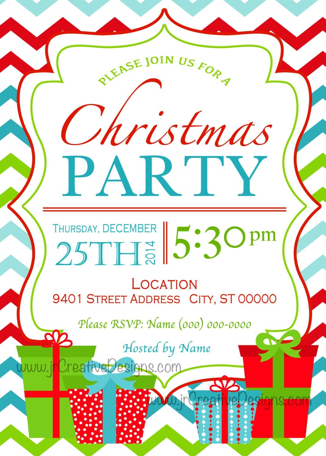 Christmas party invitation christmas gift exchange white elephant christmas party invitation christmas gift exchange white elephant work party business party christmas party invite christmas monicamarmolfo Gallery