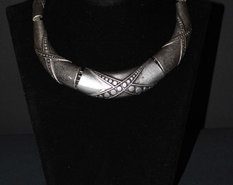 Bohemian Necklace - Ethno Necklace - Gypsy Necklace - Boho Necklace - Tribal Necklace - Metal Necklace - Hippie Necklace - Artisan Necklace