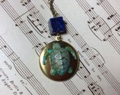 Reserved  for Chelsey-sea turtle locket