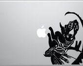Alien Decal for Macbooks, iPads, Laptops and Vehicles