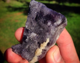 Rogerley mine uv reactive fluorite