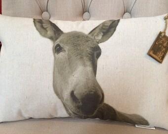 Donkey Pillow / Elmer