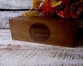 Wine Box, Wine Box for Weddings, Wedding Wine Box, Personalized Wine Box, Custom Wine Box, Wedding Wine Ceremony, Love Letter Ceremony