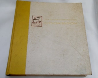 General Foods Kitchens Cookbook Vintage Cook Book 1959 First Edition