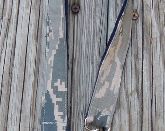 Air Force ABU Military Safety Lanyard, Safety Breakaway Fabric Lanyard, Military Fabric Lanyard, Armed Forces