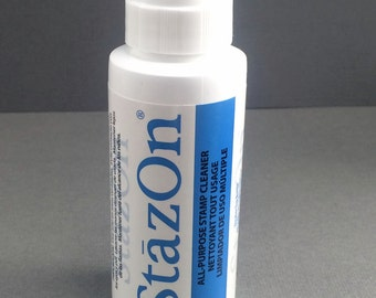 One StazOn Ink Cleaner