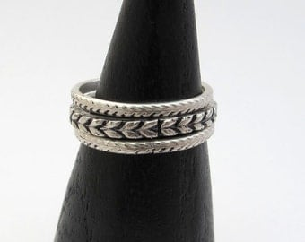 Class in a Kit: Vine Stack Rings