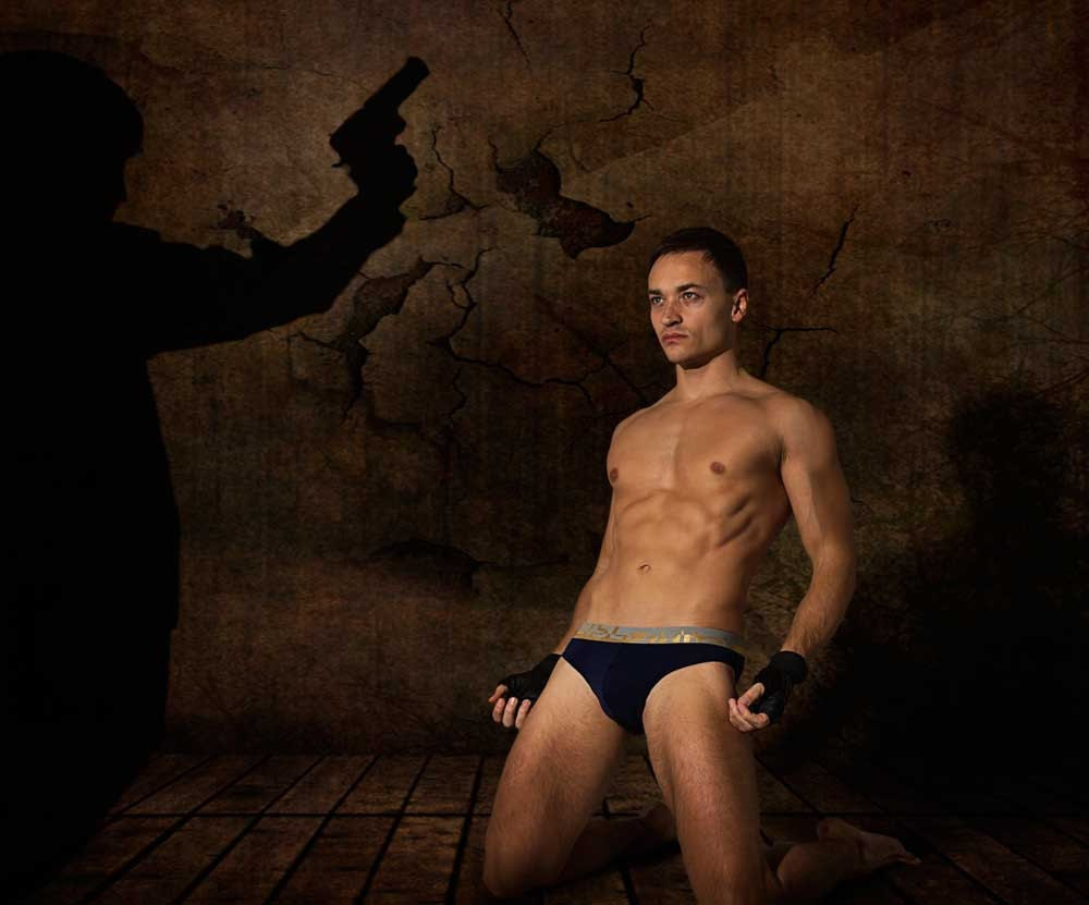Interrogation Gay Movie 17