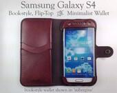 Leather Samsung Galaxy S4...